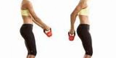 Exercises with kettle bells