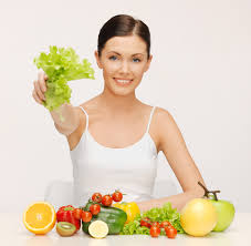 Diet to lose weight with balance