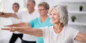 Fitness Tips for older