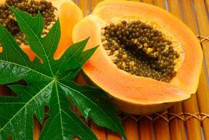 healthy diet of Papaya